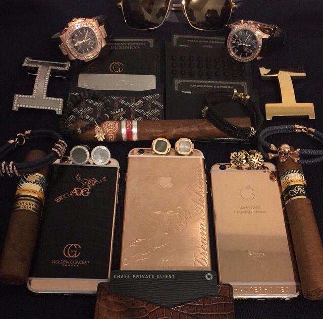 ⊱ɛʂɬཞɛƖƖą⊰ | Men accessories | Luxury lifestyle, Luxury ...