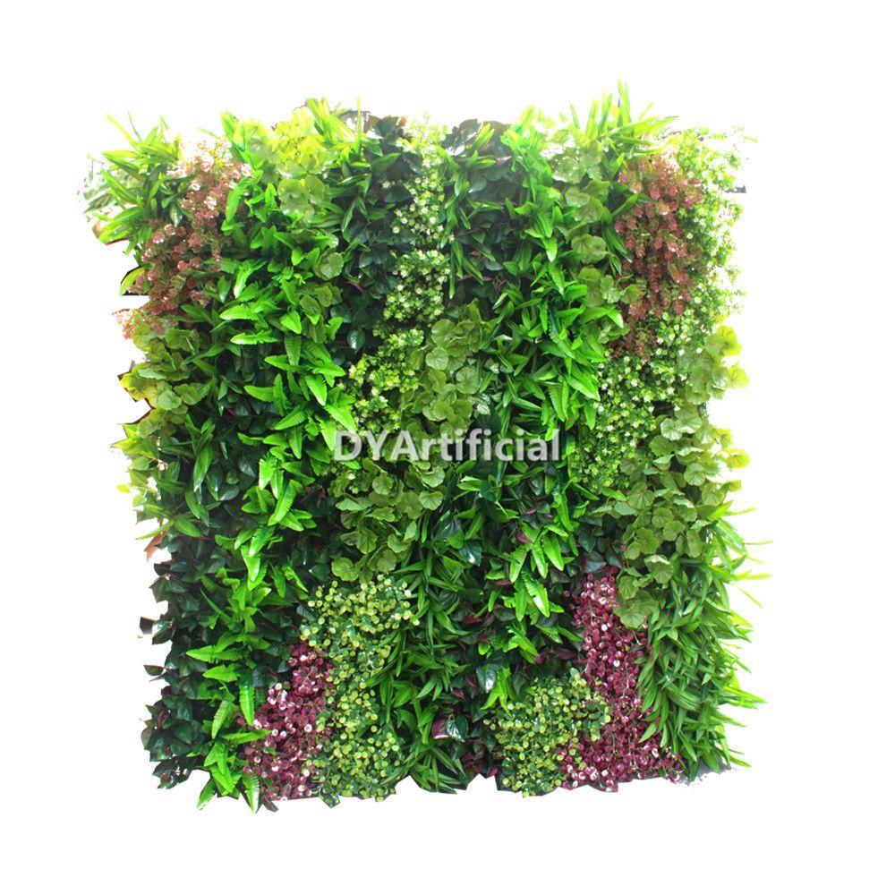 Interior Faux Artificial Living Garden Wall Plants Wall for Villa ...