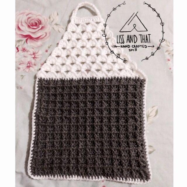 Crochet Stitch Keeper : Crochet pot holder waffle stitch crochet misc. Pinterest