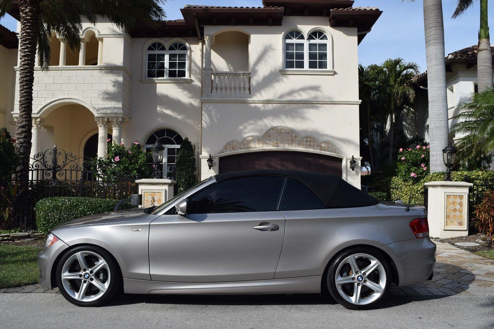 Nice Great BMW Series I BMW I CONVERTIBLE TWIN - Bmw 135i twin turbo