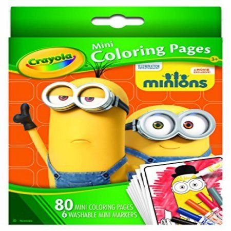 Shop by Brand | Crayola coloring pages, Minions, Coloring ...
