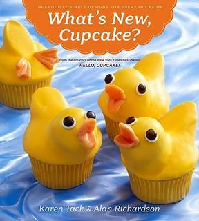 Another cute cupcake book :-)