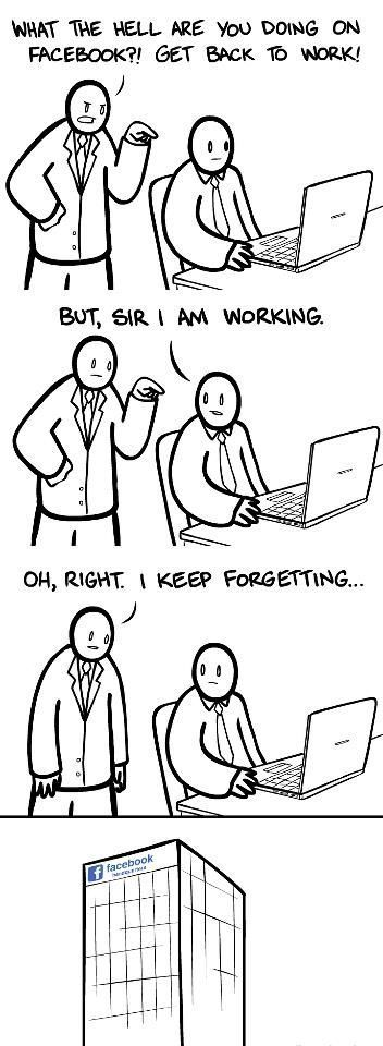 Do You Have A Forgetful Boss Share With Us Your Funny Moments With Your Boss Meme Social Media Humor Marketing Humor Funny