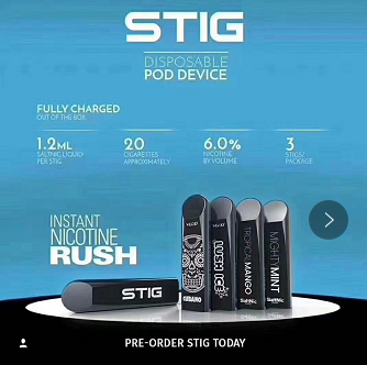 vgod stig pod system device  welcome inquiry what's app