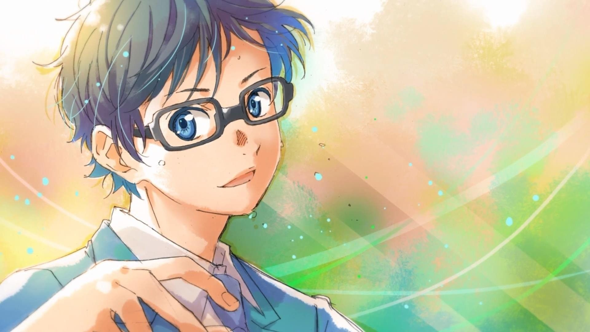 1920x1080 Your Lie In April A Hd Wallpaper Background Id