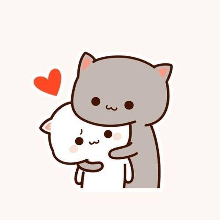 Simpan Desenhos De Animais Fofos Gatinho Desenho Papel De