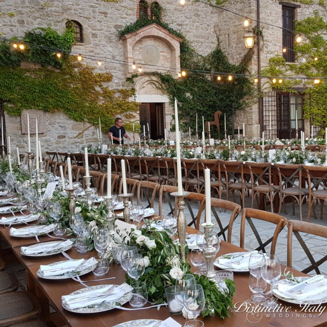 Luxury Italy Wedding Planners Of Distinction Rustic Italian