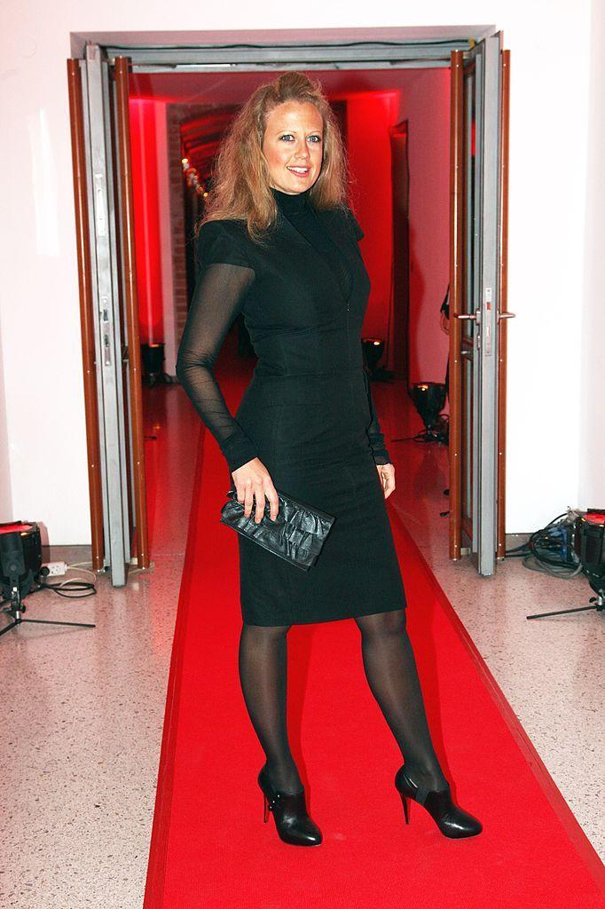Barbara Schöneberger When at the Publishers Night VDZ In