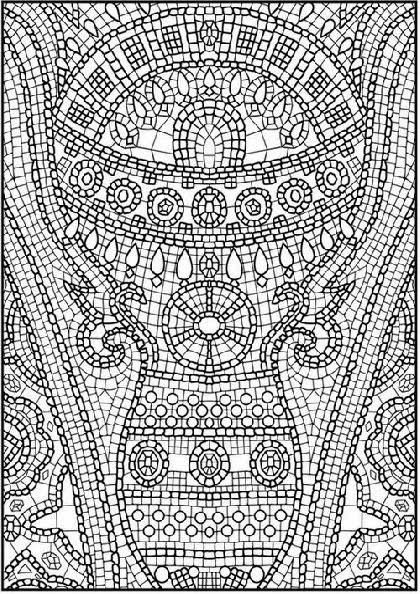 Super hard coloring pages for adults 04