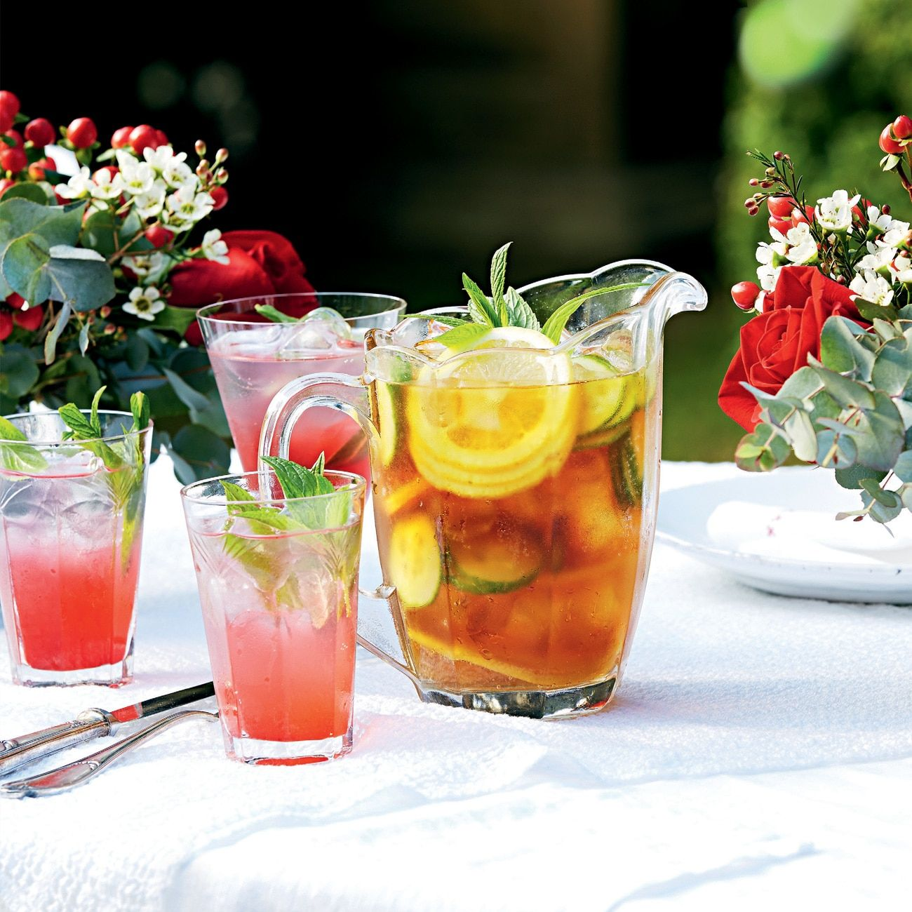 Mixed Berry Cordial   Recipe   Christmas drinks recipes ...
