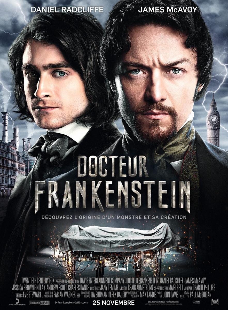 Descargar Victor Frankenstein 2015 1 Link Mega Victor Frankenstein Frankenstein Film Frankenstein