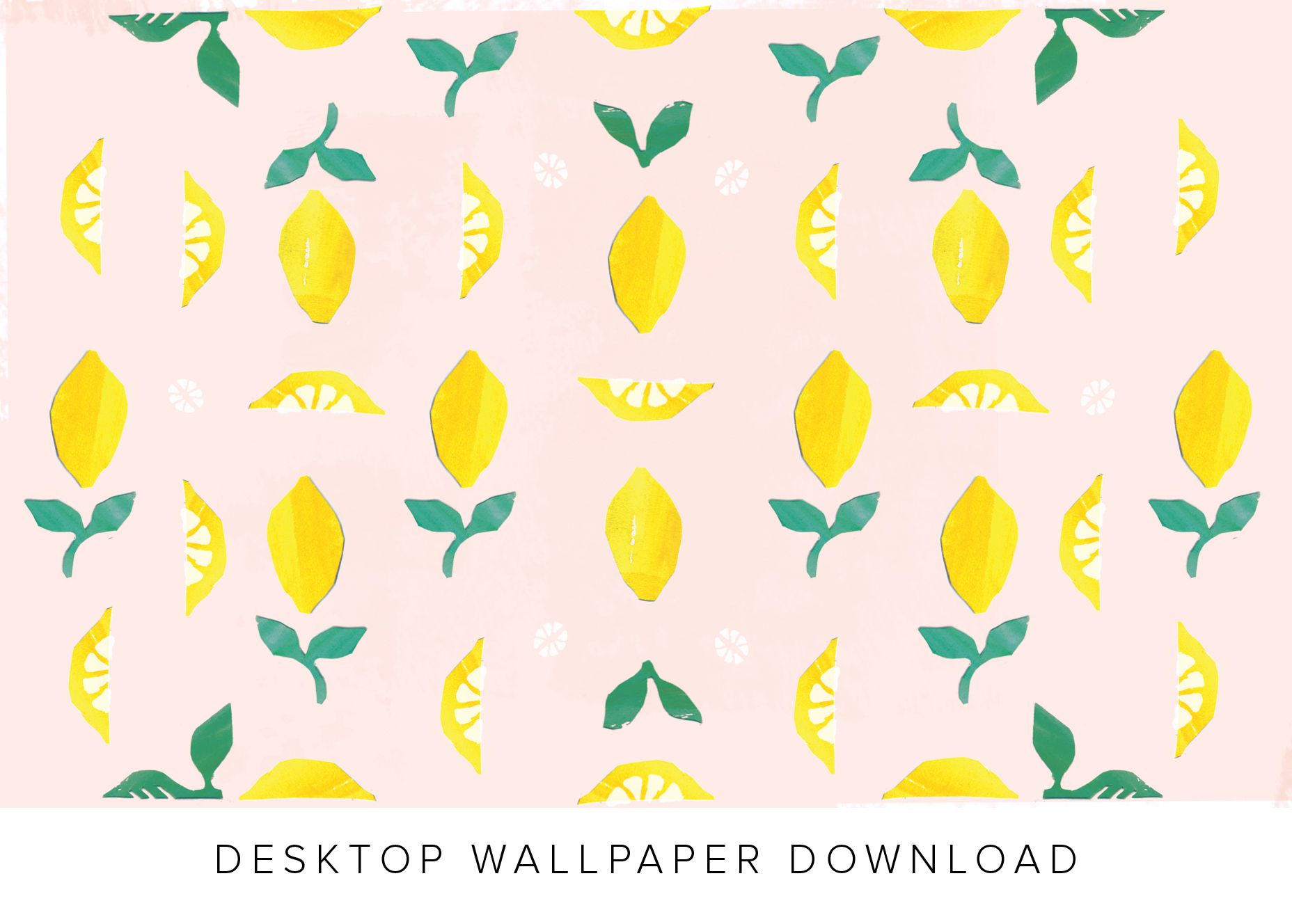 End of Summer invitation and desktop wallpaper Desktop