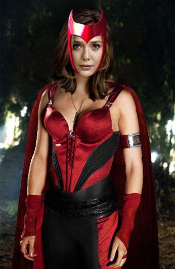 Scarlet Witch Costume Scarlet Witch Scarlet Witch Costume Scarlet Witch Cosplay