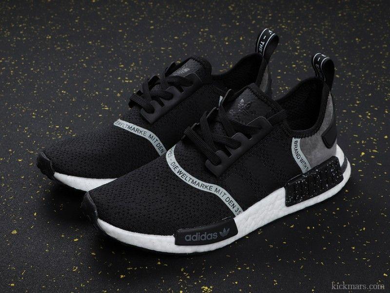 adidas nmd r1 speckle pack black