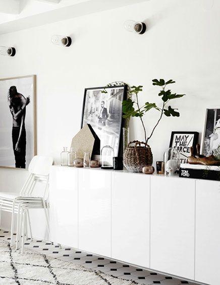 Dressoir Decoratie Ideeen Inrichting Huis Com Interior Home Interior Design
