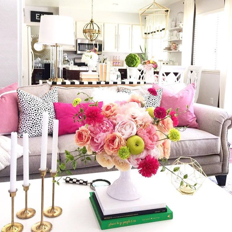 A glamorous life: Elegant living room ideas | Elegant living room ...
