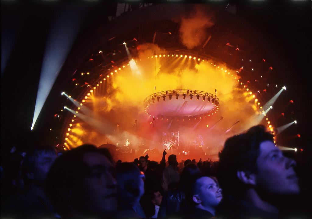 Image result for pink floyd 1994 images