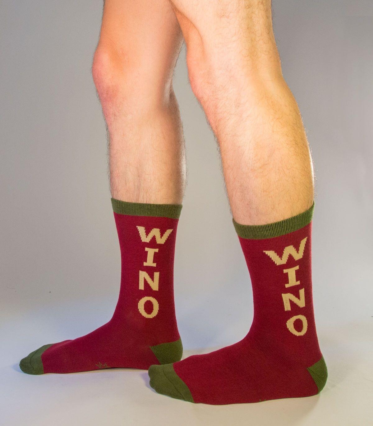 wino socks funny wine socks for men and women stocking