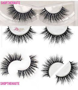f8ff76732c9 LILLY GHALICHI LASHES *MIAMI* DUPE, 3D MINK LASHES *UK SELLER ...