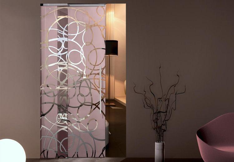 Die Glastüren Innen Erweisen Sich Aber Als Eine Geeignete Variante Für  Moderne Einrichtungen, Wo Licht, Offenheit Und Klare Linien Angesagt Sind.  Glastüren