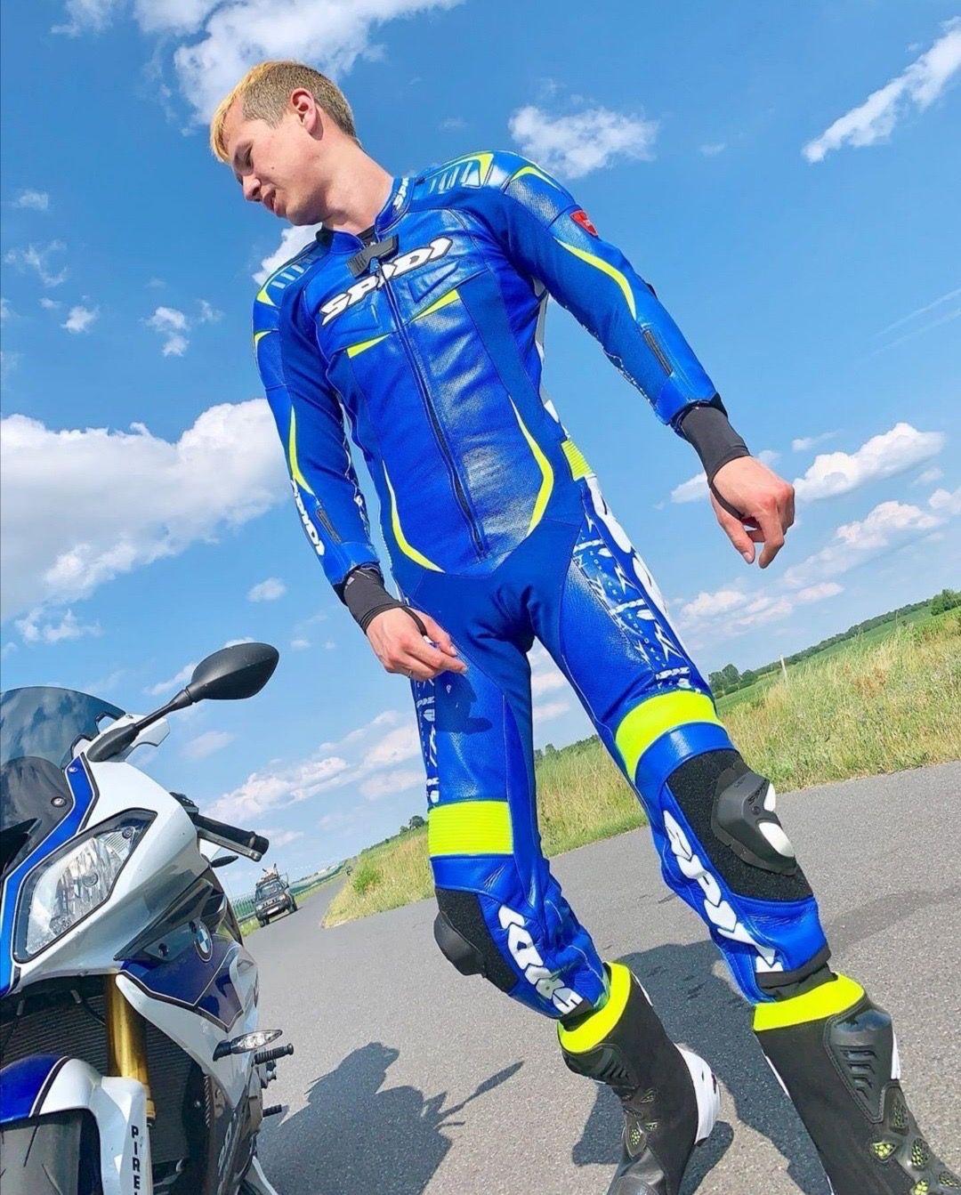 Pin von Buckrogers auf Biker leather | Motorrad männer