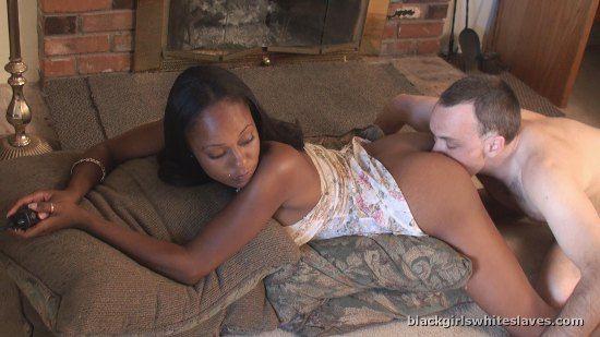 Femdom+black girls ass