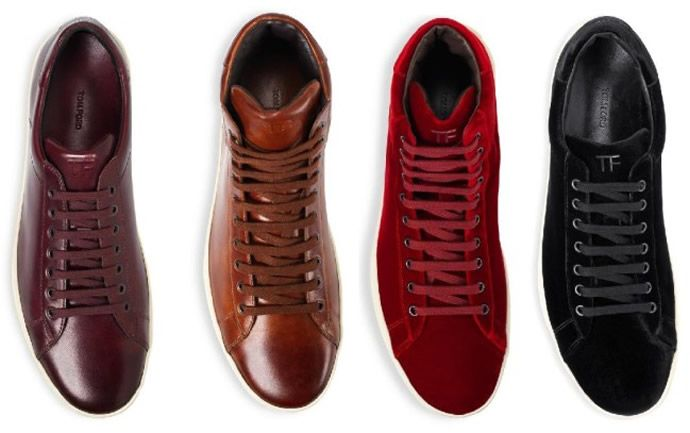 Tom Ford Sneakers Are Here And They Start At 1 000 Sneakers Trending Sneakers Sneaker Collection