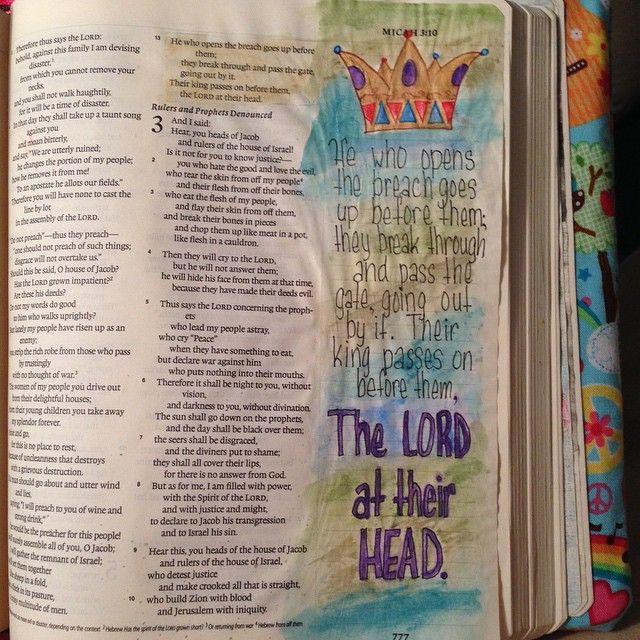 #journalingbible #illustratedfaith #biblejournaling #thebookofmicah