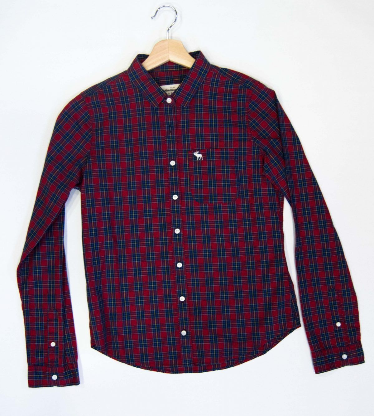 Abercrombie | Camisas, Ropa y Mangas largas