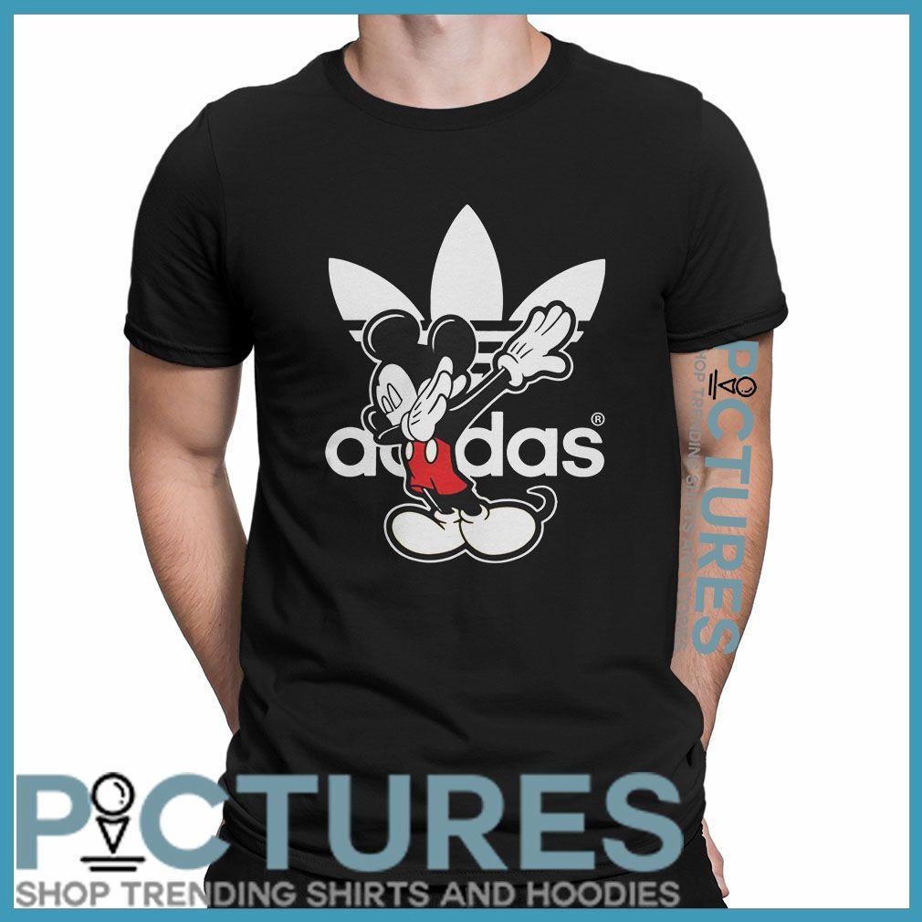 t shirt adidas disney