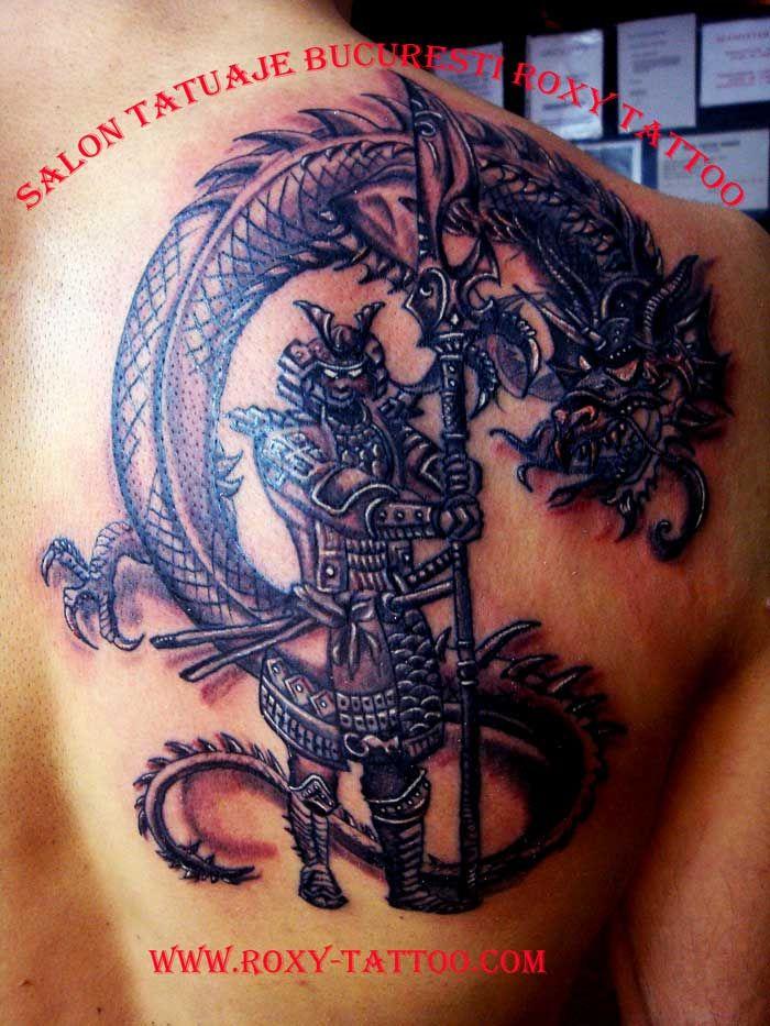 Roxy tattoo model