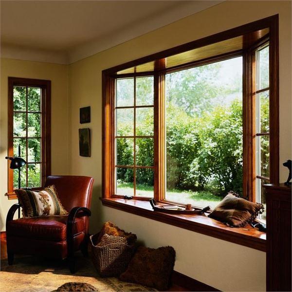 400 Series Casement Window From Andersen 出窓 窓 デザイン 住宅