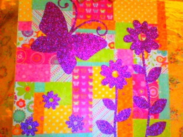 paper mosaic make your own perhaps less colorful scrapbook
