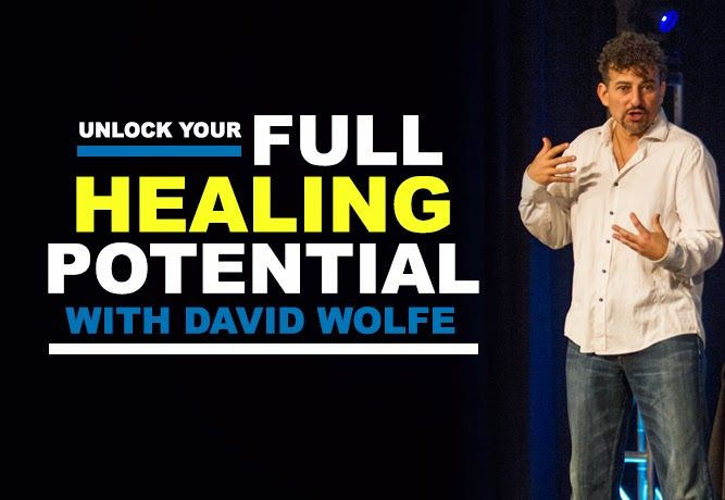 be healthy-page: DAVID WOLFE'S PERSONAL HEALTH PHILOSOPHY