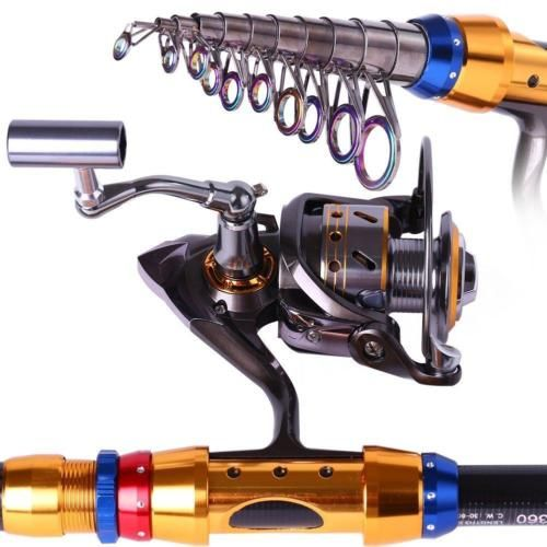 Saltwater Fishing Rod And Reel Combo Top Pinterest Travel