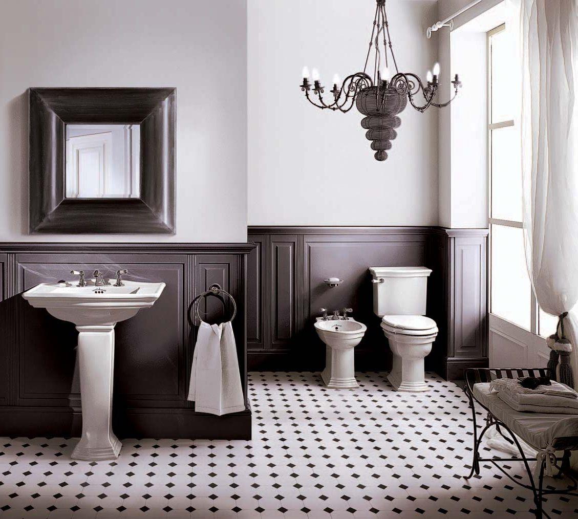 Scopri le soluzioni biscottini per rendere il tuo bagno unico ed elegante. 30 Bagni Stile Inglese Design Del Bagno Bagno Arredamento Bagno