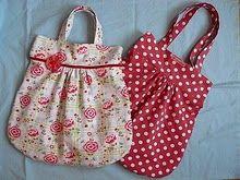Cute bag! Free Bag tutorial