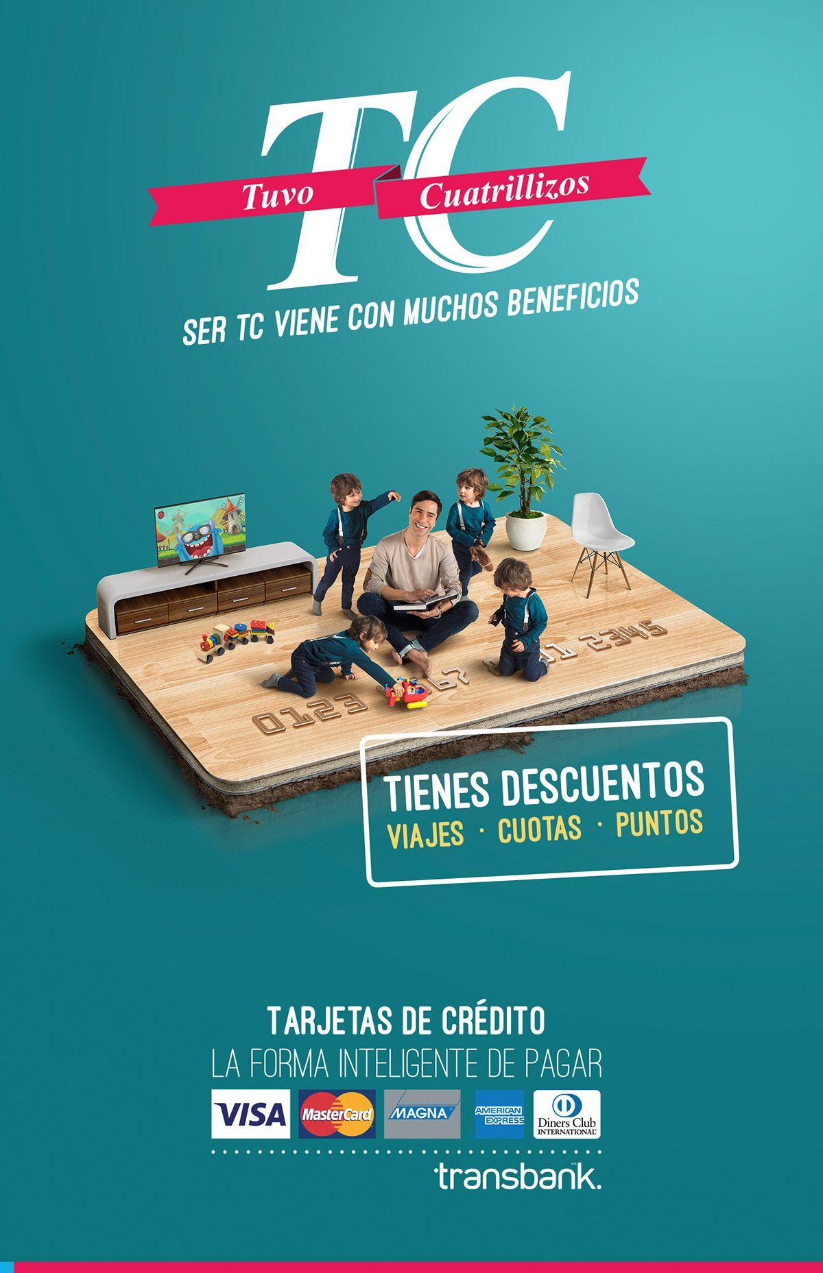 Gráficas Transbank / Campaña Beneficios on Behance | Print Ads ...