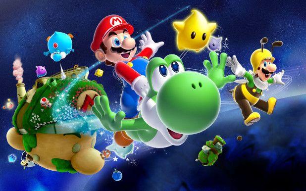 Super Mario Galaxy 2 Is Why One 3d Mario Game Per Console May Be Enough Super Mario Galaxy Super Mario Bros Games New Mario Games