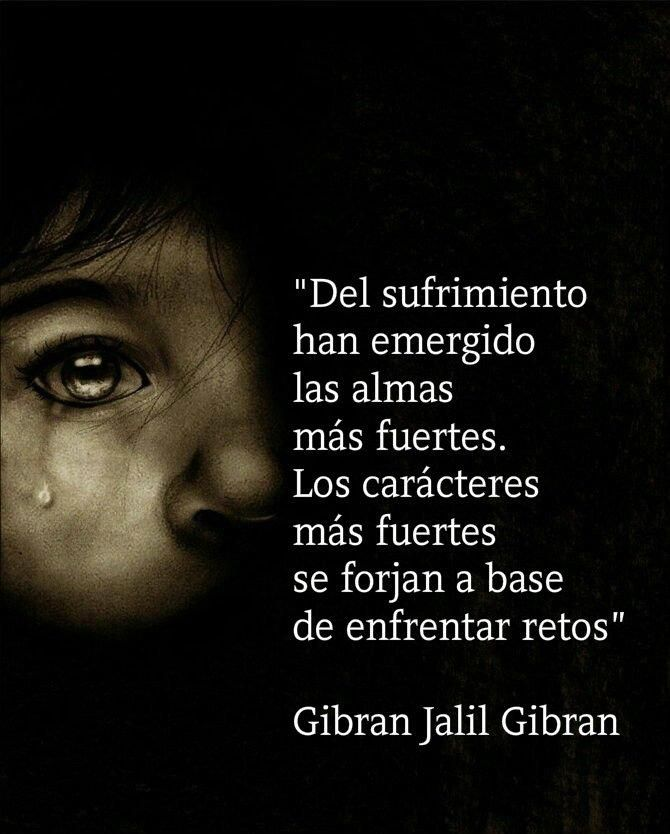 Del Sufrimiento Frases Geniales Frases Inspiradoras Y