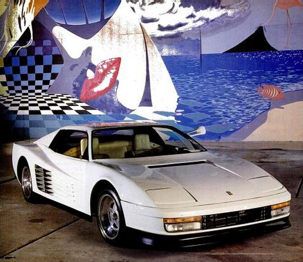 The Cars Were The Real Stars Of Miami Vice With Images Miami