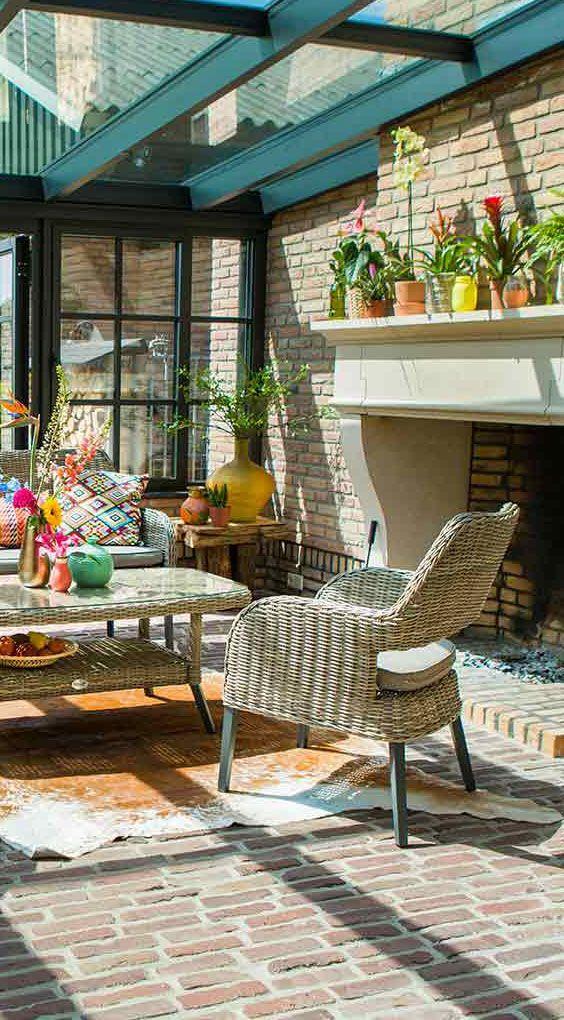 gem tlicher wintergarten hartman loungeset london mehr loungem bel f r den wintergarten gibt. Black Bedroom Furniture Sets. Home Design Ideas