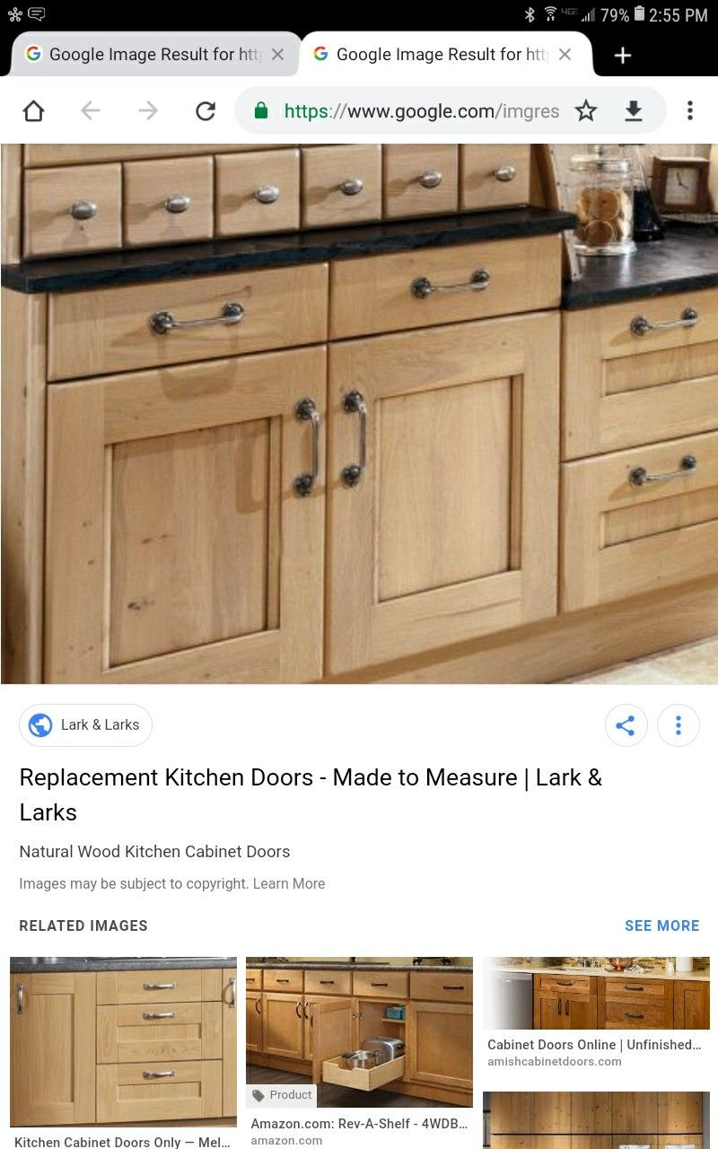 Pin by Billy Bub on kitchen | Replacement kitchen doors ...