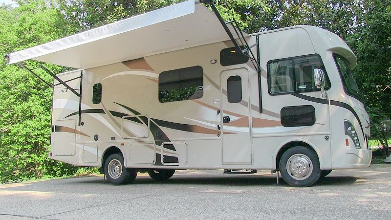 2016 Thor Ace 29 3 Class A Gas Motorhome With Full Wall Slide 2k Miles Outside Kitchen Rv For Sale By Owner S Louisville Kentucky Louisville Louisville Ky