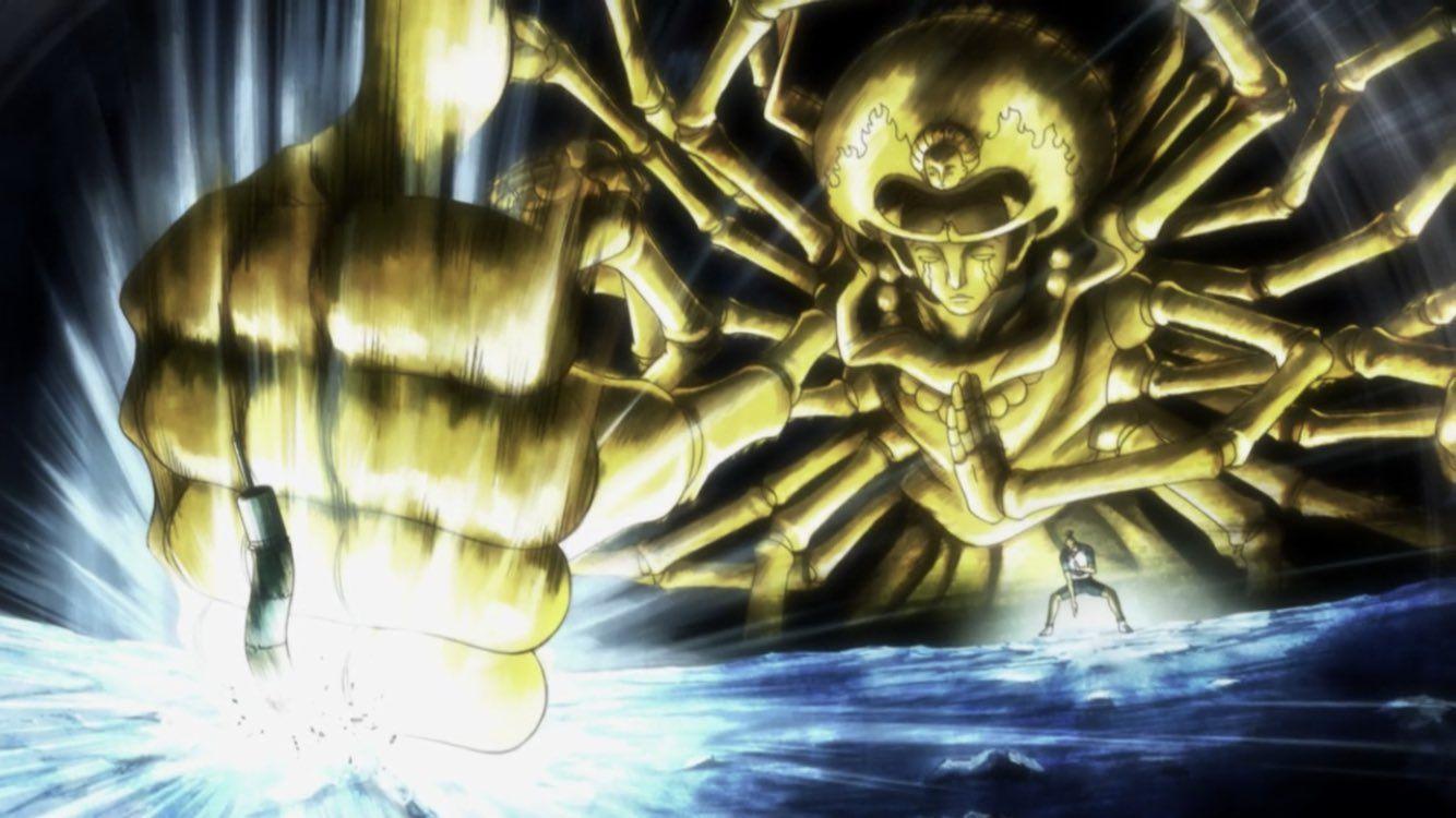 Andyl 543 Finishing Madoka On Twitter Hunter X Hunter Hunter Anime