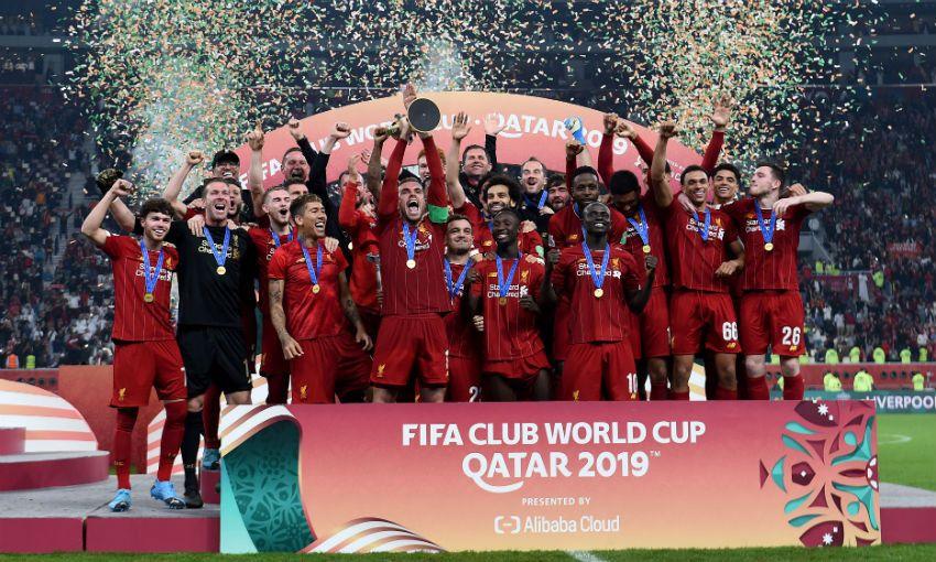 Liverpool S Season So Far December In 2020 Club World Cup Liverpool Champions World Cup Champions