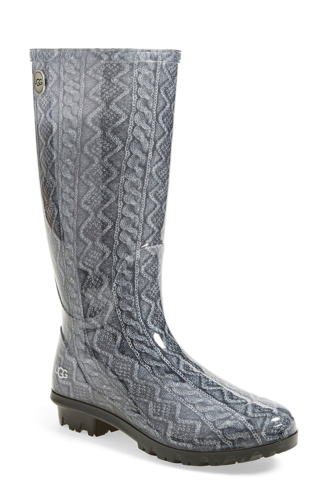 UGG® 'Shaye' Rain Boot ...