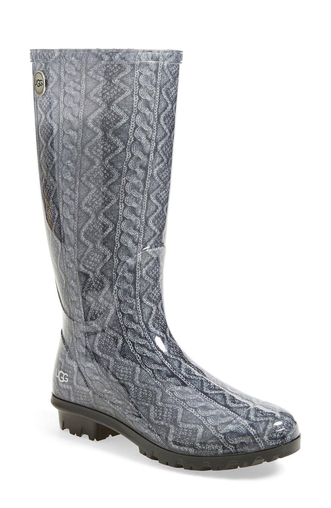 fb85e19a2e6 UGG® Shaye Rain Boot (Women)