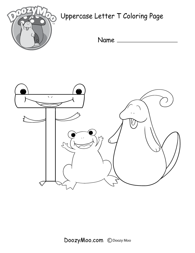 Kids Can Improve Their Letter Recognition And Boost Their Creativity With This Cute Capital Let Cool Coloring Pages Flag Coloring Pages Alphabet Coloring Pages [ 1035 x 800 Pixel ]