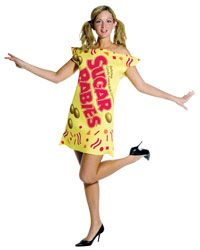 Adult Sugar Babies Candy Costume Candy Costumes Sugar